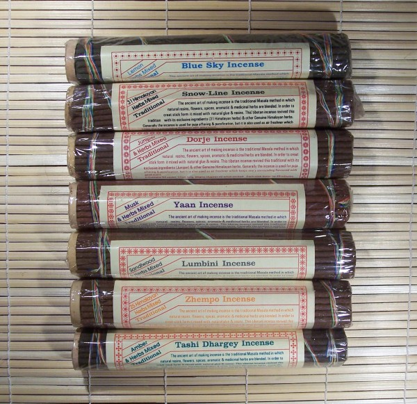 Yaan Incense