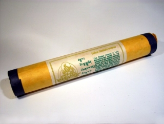 Yellow Jambala Incense (čti Dzambala)