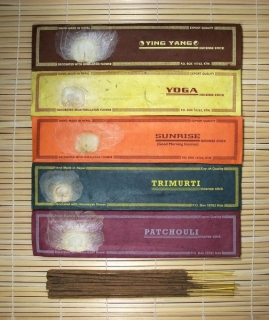 Third Eye Incense Stick - vonné tyčinky
