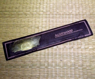 Agarwood Incense Stick